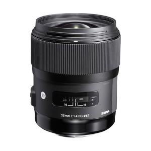 لنز Sigma 35 f/1.4 Art-Canon