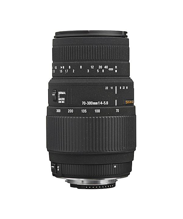 لنز Sigma 70-300 f/4-Nikon