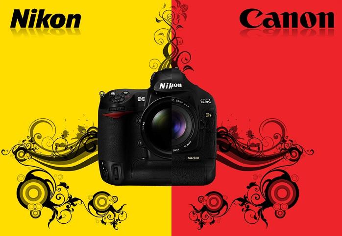 مقایسه دوربین کانن و نیکون - کدام را بخریم؟