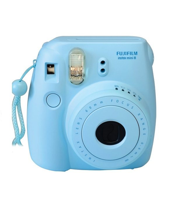 فوجی فيلم Instax Mini 8-Blue