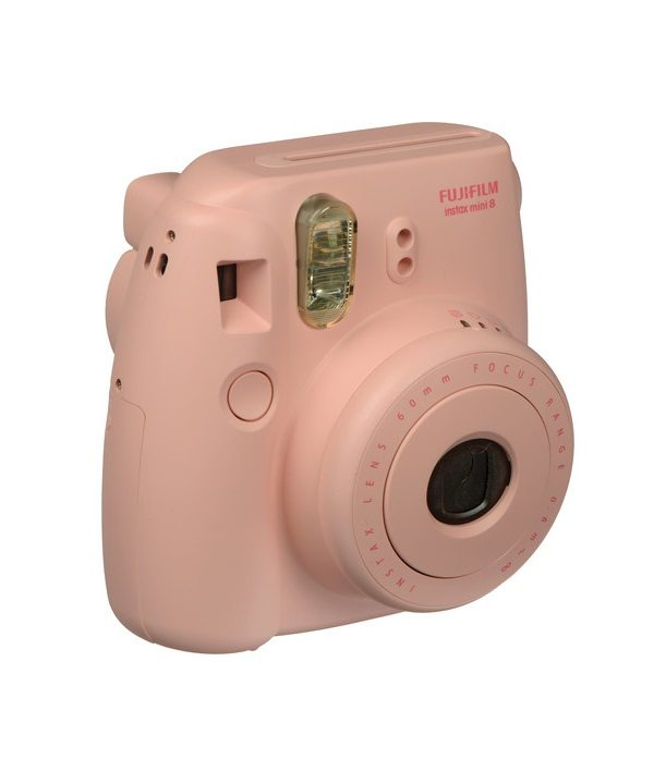 فوجی فيلم Instax Mini 8-Pink