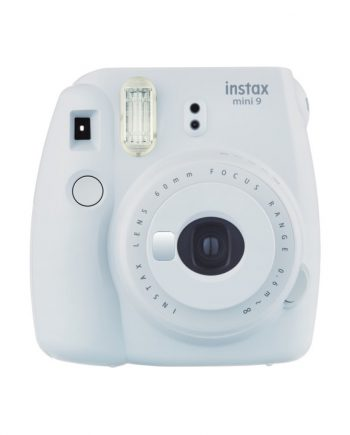 فوجی فيلم Instax Mini 9-Smoky White