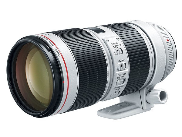 معرفی لنز Canon EF 70-200mm F2.8L IS III USM