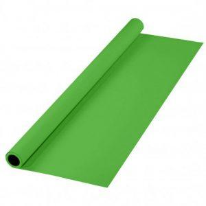 رول فون پارچه ای 3x5 سبز کروماکی