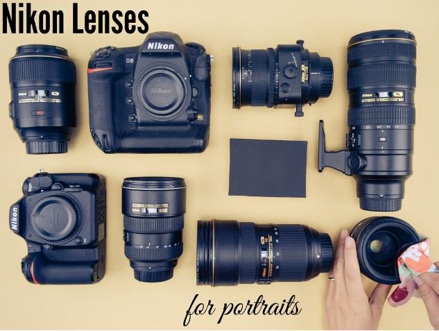 بهترین لنزهای نیکون برای عکاسی پرتره