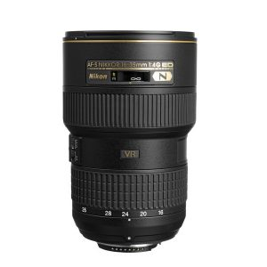 لنز Nikon 16-35 f/4G ED VR