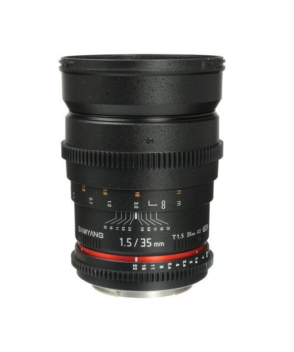 لنز Samyang 35 T1.5-Canon