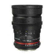 لنز Samyang 35 T1.5-Sony