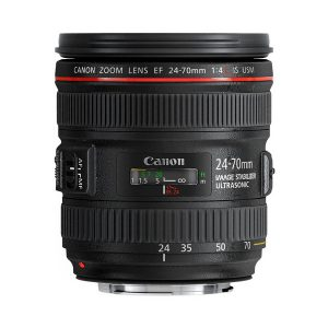 لنز Canon 24-70 f/4L IS USM