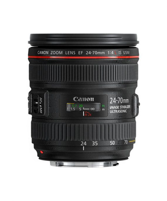 لنز Canon 24-70 f/4L IS USM