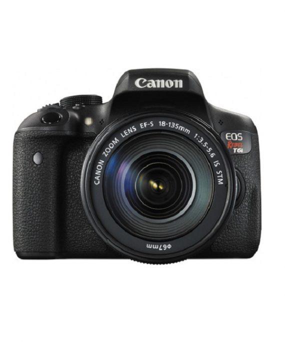 دوربین کانن REBEL T6i با لنز 18-135