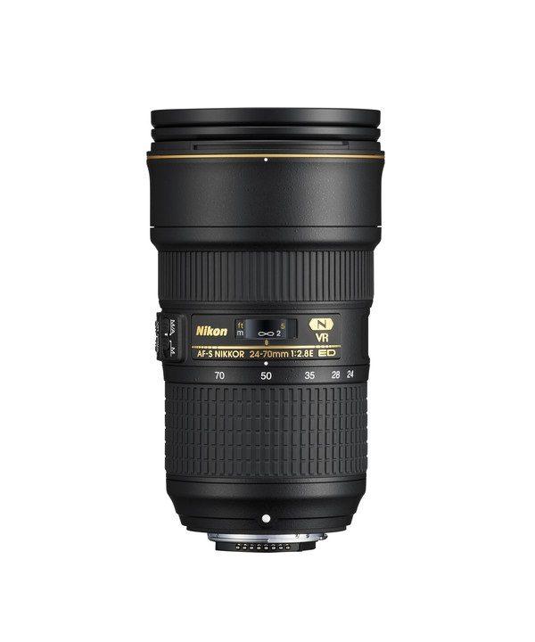 لنز Nikon 24-70 f/2.8E ED VR