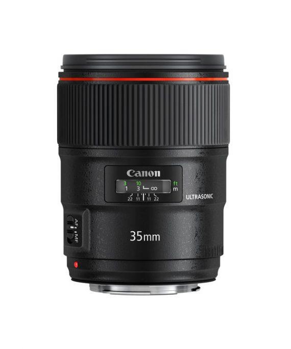 لنز Canon 35 f/1.4L II USM