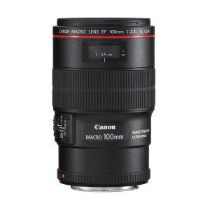 لنز Canon 100 f/2.8L Macro IS USM