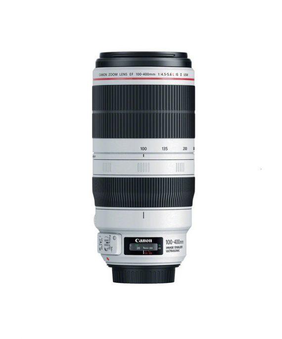 لنز Canon 100-400 f/4.5 IS II USM
