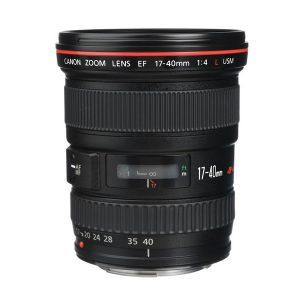 لنز Canon 17-40 f/4L USM
