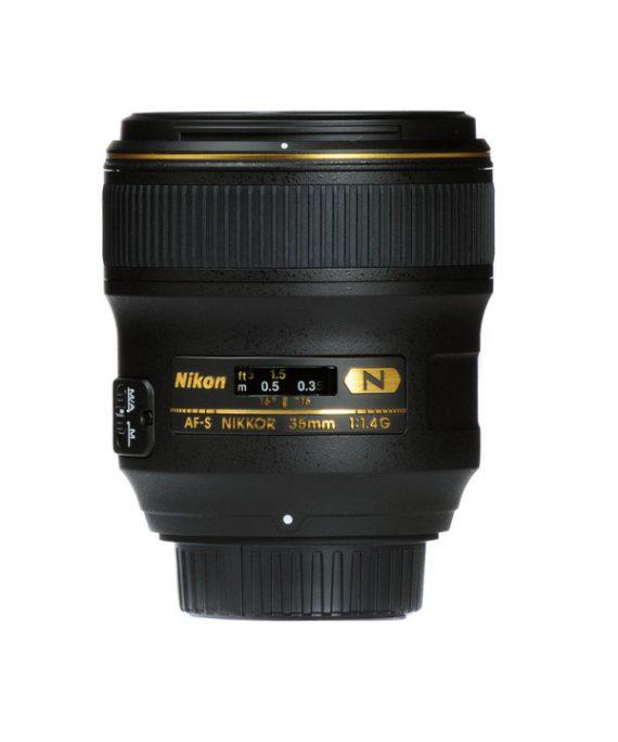 لنز Nikon 35 f/1.4G