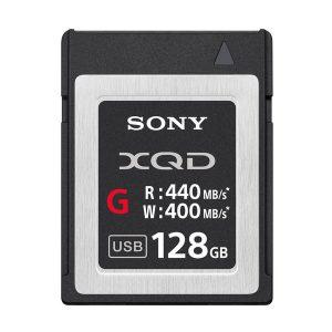 سونی XQD 128GB G series