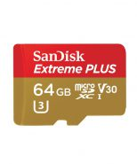 سن دیسک micro SD 64GB Exreme PLUS