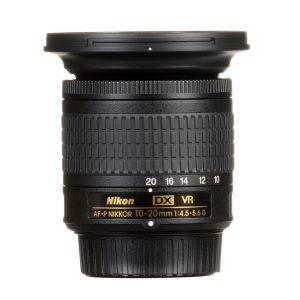 لنز Nikon 10-20 f/4.5 VR