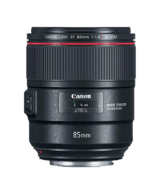 لنز Canon 85 f/1.4L IS USM