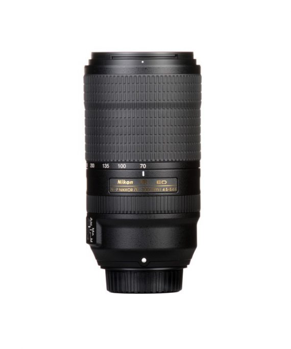 لنز Nikon 70-300 f/4.5E ED VR