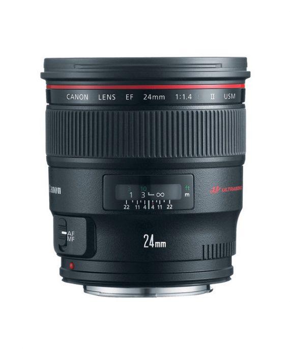 لنز Canon 24 f/1.4L II USM