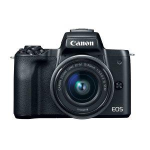 دوربین کانن M50 با لنز 15-45
