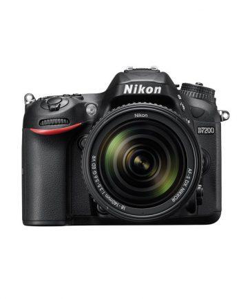 دوربین نیکون D7200 با لنز 18-140