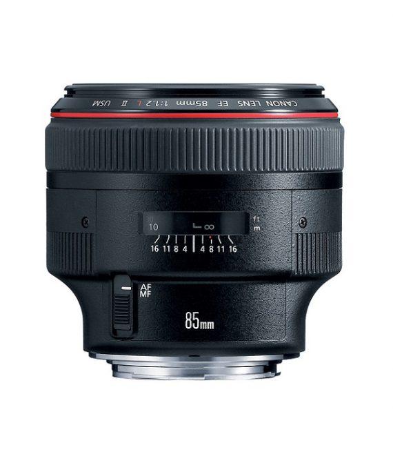 لنز Canon 85 f/1.2L II USM
