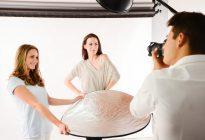 تاثیر مثبت استفاده از رفلکتور و دیفیوزر در عکاسی