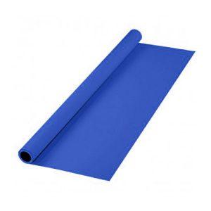 رول فون پارچه ای 2x3 آبی