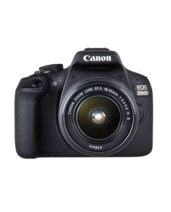 دوربین کانن 2000D با لنز 18-55