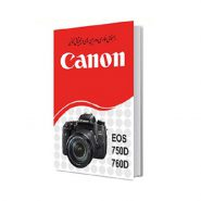 دفترچه راهنمای Canon EOS 750D
