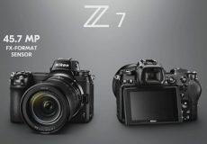 معرفی نیکون z7 و z6