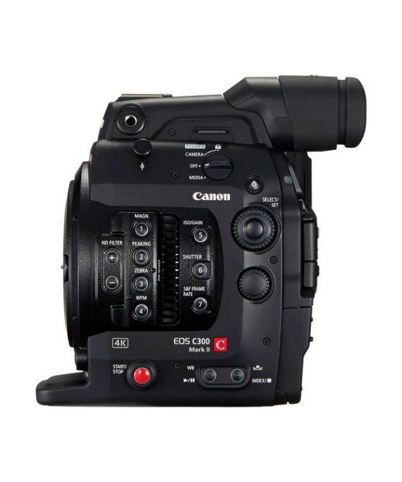 دوربین فیلمبرداری کانن C300 Mark II