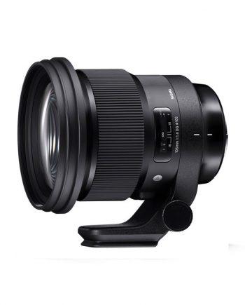 لنز Sigma 105 f/1.4 Art-Canon