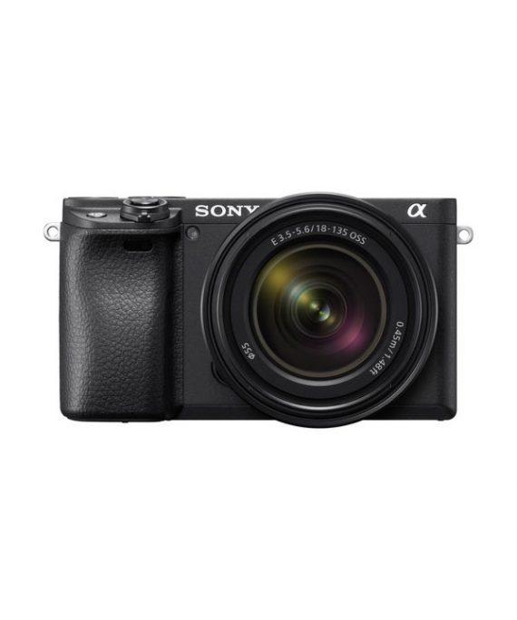 دوربین سونی آلفا a6400 با لنز 18-135
