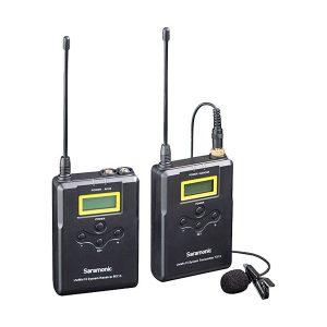 میکروفون سارامونیک UWMIC15 RX15 + TX15