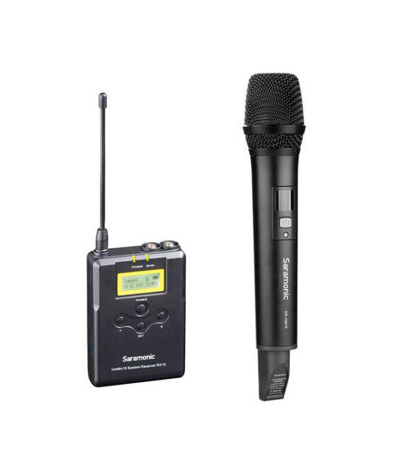 میکروفون سارامونیک UWMIC15A SR-HM15 + RX15