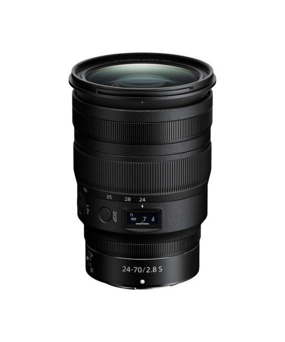 لنز Nikon 24-70 f/2.8 S