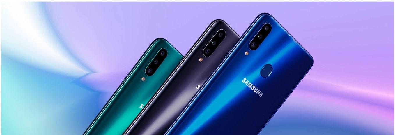 گوشی سامسونگ Galaxy A20s ظرفیت 32 گیگابایت مشکی