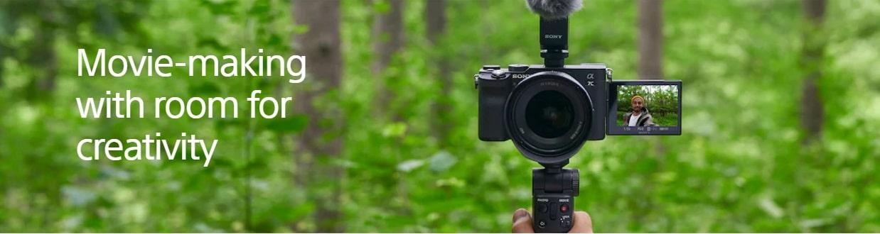 دوربین سونی آلفا a7 C