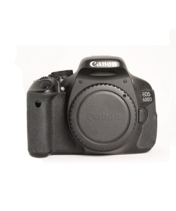 کانن 600D کارکرده با لنز 55-18