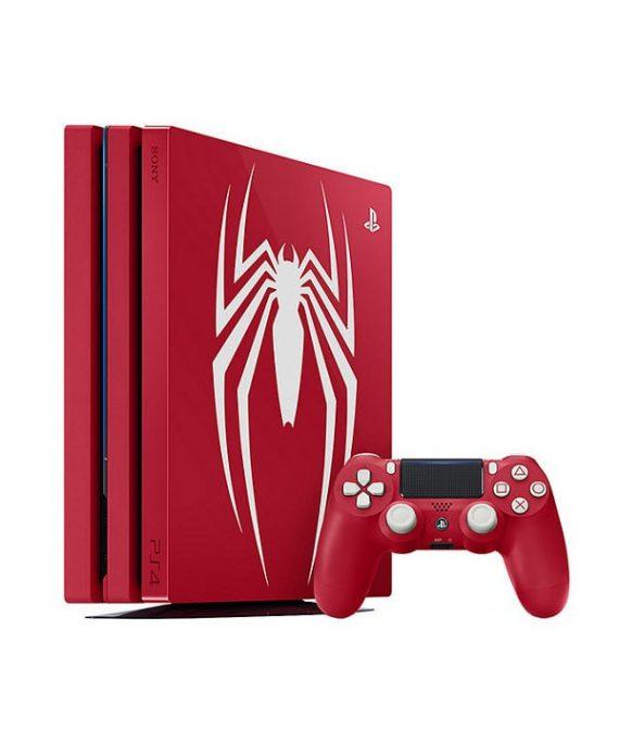 پلی استیشن 4 پرو 1 ترابایت نسخه محدود SPIDER MAN