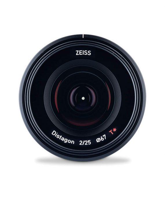 لنز Zeiss Batis 25mm f/2 Mount E