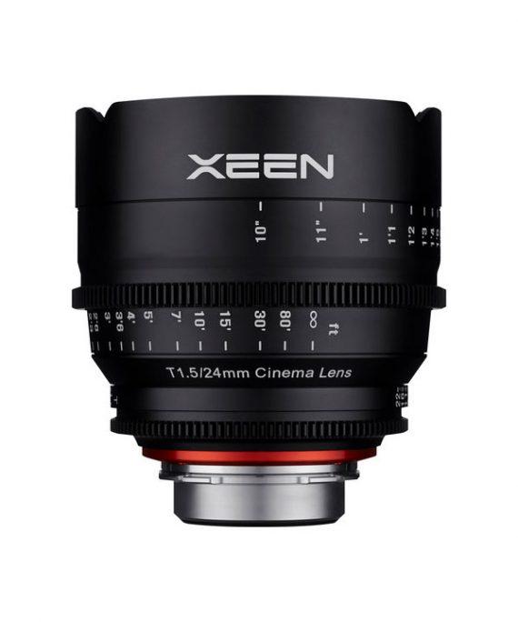 لنز Xeen 24 T1.5-Canon