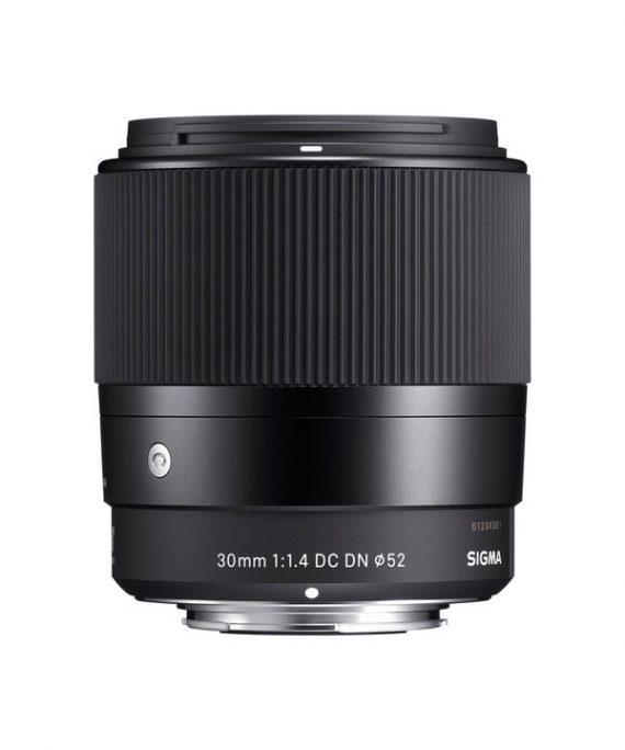 لنز Sigma 30 f/1.4 C-Sony