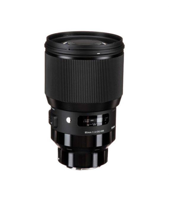 لنز Sigma 85 f/1.4 Art-Sony