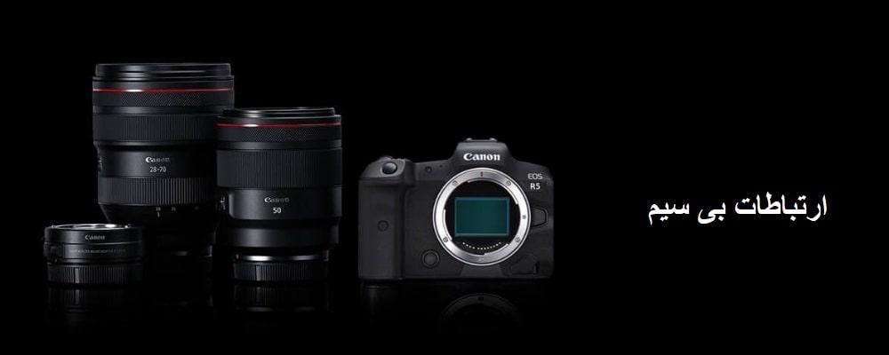 بررسی دوربین کانن EOS R5